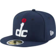 New Era Youth Washington Wizards 59Fifty Navy Fitted Hat