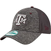New Era Youth Texas A&M Aggies Grey The League Shadow 9Forty Adjustable Hat