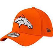 New Era Youth Denver Broncos Mega Team 39Thirty Flex Hat