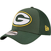 New Era Youth Green Bay Packers Mega Team 39Thirty Flex Hat