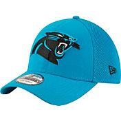 New Era Youth Carolina Panthers Mega Team 39Thirty Flex Hat