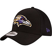 New Era Youth Baltimore Ravens Mega Team 39Thirty Flex Hat