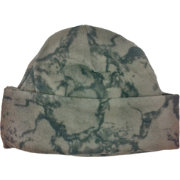 Natural Gear Double-Layered Camo Fleece Watch Beanie
