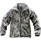 Natural Gear Kids' Fleece Full Zip Jacket