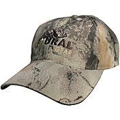 Natural Gear Men's Logo Camo Hat