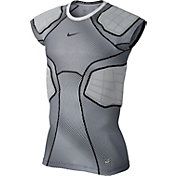 Nike Men's Hyperstrong 4-Pad GFX Football Top