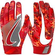 Nike Adult Vapor Jet 4.0 Camo Receiver Gloves