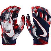 Nike Adult Vapor Jet 4.0 2017 Firecracker Receiver Gloves