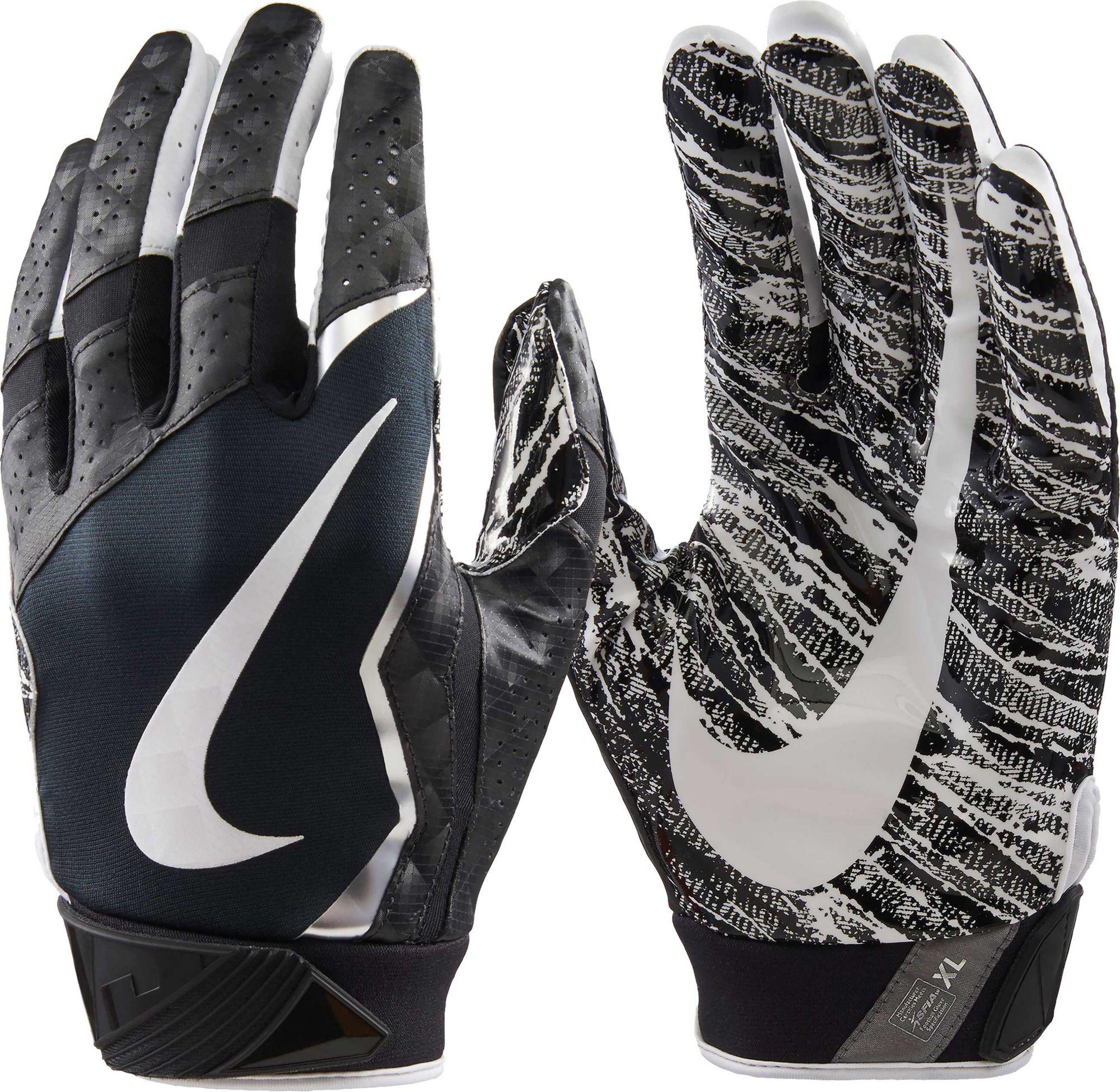 Nike Football Gloves Youth Size Chart: Nike Football Gloves