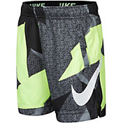 Nike Little Boys' Dri-FIT All-Over Print Shorts
