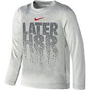 Nike Little Boys' Later H8R Long Sleeve Shirt