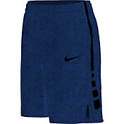 Nike Little Boys' All-Over Print Elite Stripe Shorts