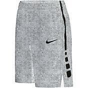 Nike Little Boys' All-Over Print Elite Stripe Shorts