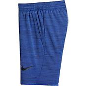 Nike Boys' 8'' Therma Basketball Shorts