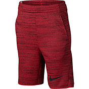 Nike Boys' 8'' Therma Basketball Shorts