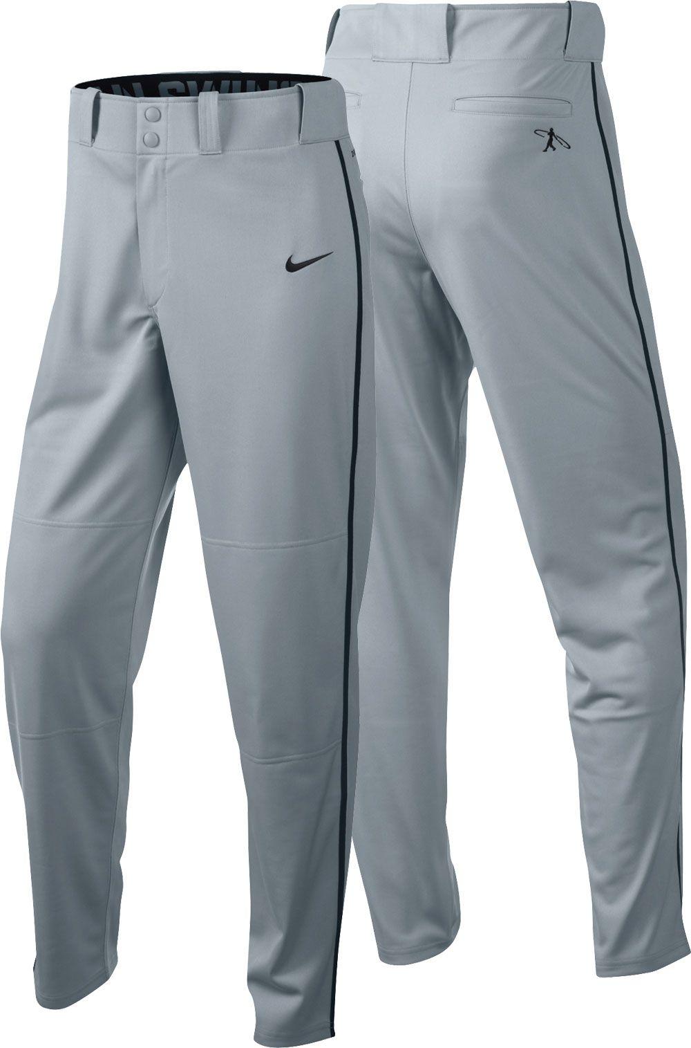 Nike Boys' Swingman Dri-FIT Piped Baseball Pants. 0:00. 0:00 / 0:00.  noImageFound ???