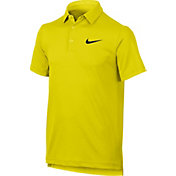 Nike Boys' Dry Tennis Polo