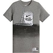 Nike Boys' Baseball Art Graphic T-Shirt