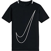Nike Boys' Dry Graphic Soccer T-Shirt