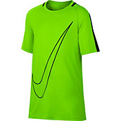 Nike Boys' Dry Graphic Soccer T-Shirt