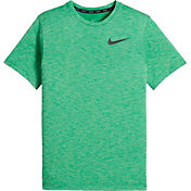 Nike Boys' Dry Short Sleeve Shirt