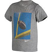 Nike Little Boys' Football Sport Dots T-Shirt