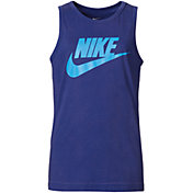 Nike Boys' Futura Icon Graphic Sleeveless Shirt