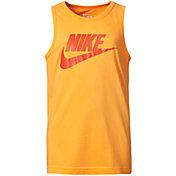 Nike Boys' Futura Icon Graphic Sleeveless Shirt
