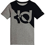 Product Image � Nike Boys\u0027 Dry KD Logo Graphic Basketball T-Shirt