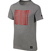 Nike Boys' Dry KD Verbiage Graphic Basketball T-Shirt