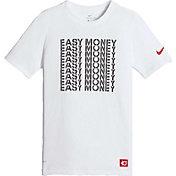 Nike Boys' Dry KD Verbiage Graphic Basketball T-Shirt
