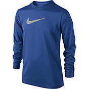 Nike Boys' Legend Long Sleeve T-Shirt