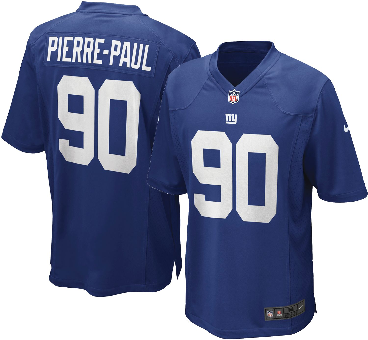 Nike Boys Home Game Jersey New York Giants Jason Pierre Paul 90