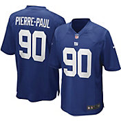 Nike Boys' Home Game Jersey New York Giants Jason Pierre-Paul #90