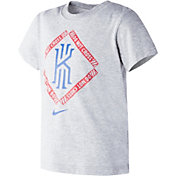 Nike Little Boys' Kyrie Caution Tape T-Shirt