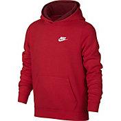 Nike Boys' Sportswear Fleece Hoodie