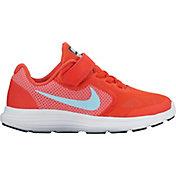 Nike Kids' Preschool Revolution 3 Running Shoes