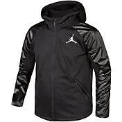 Jordan Boys' Shield 360 Therma-FIT Fleece Full Zip Jacket