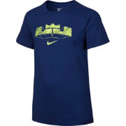 Nike Boys' LeBron Foundation Logo 1 Graphic T-Shirt