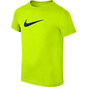 Nike Boys' Dry Legend Short Sleeve Shirt