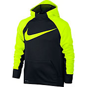 Nike Boys' Therma Swoosh Graphic Hoodie
