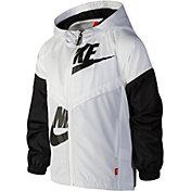 nike windbreaker women. product image · nike little girls\u0027 windrunner full-zip jacket windbreaker women 1