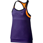 Nike Girls' Dri-FIT Touch 2-In-1 Tank Top