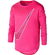 Nike Little Girls' Dri-FIT Modern Long Sleeved Shirt