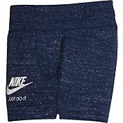 Nike Girls' Gym Vintage Shorts