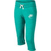 Nike Girls' Gym Vintage Capris