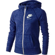 Nike Girls' Gym Vintage Full Zip Hoodie | DICK'S Sporting Goods