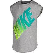 Nike Little Girls' Extrude Modern T-Shirt