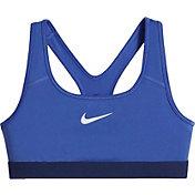 Nike Girls' Pro Graphic Sports Bra
