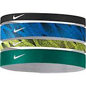 Nike Women's Printed Headbands – 4 Pack